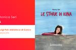 """Presentazione del libro """"Le storie di Kina"""" di Monica Seri a Conco, 21 luglio 2017"""