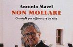 """Präsentation des Buches """"never give up"""" von Don Antonio Mazzi in Asiago"""