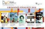 54º Premio Campiello Letteratura ad Asiago, edizione del 2016