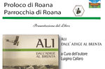 """Präsentation des Buches """"Flügel aus der Etsch, der Brenta"""" von Luigino Cabanero in Roana, 20. August 2016"""
