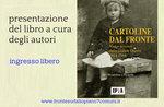 """Presentazione del libro """"Cartoline dal Fronte"""" a Cesuna - 9 agosto 2019"""