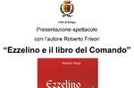 """Präsentation-Schau """"Ezzelino und das Buch des Befehls"""" mit Roberto Fernando Asiago-29 Juli 2018"""