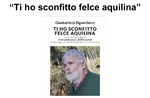 """Präsentation des Buches """"I defeated you aquiline far"""" von Giambattista Rigoni Stern in Asiago - 28. Dezember 2019"""