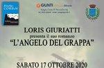"""Vorstellung des Buches """"Der Engel von Grappa"""" von Loris Giuriatti in Fort Corbin - 17. Oktober 2020"""