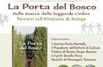 """Vorstellung des Buches """"Die Tür des Waldes"""" von Paola Martello in Asiago - 26. Juli 2019"""