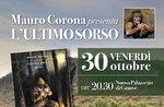"""MAURO CORONA stellt sein Buch """"L"""
