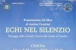 """Conferenza a cura di Andrea Contrini dal titolo """"Echi nel Silenzio"""" a Cesuna - 23 agosto 2018"""