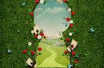 """Proposta di lettura del libro """"Alice nel paese delle meraviglie"""" a Cesuna - 6 luglio 2017"""
