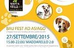 BAU FEST AD ASIAGO DOMENICA 27 SETTEMBRE 2015