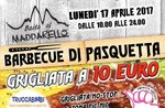 BBQ am Ostermontag in Asiago, 17. April 2017 (Qvb) 2.0