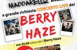 Berry Haze in concerto e grigliata