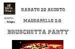 Bruschetta-Party in Asiago Samstag, 22. August 2015