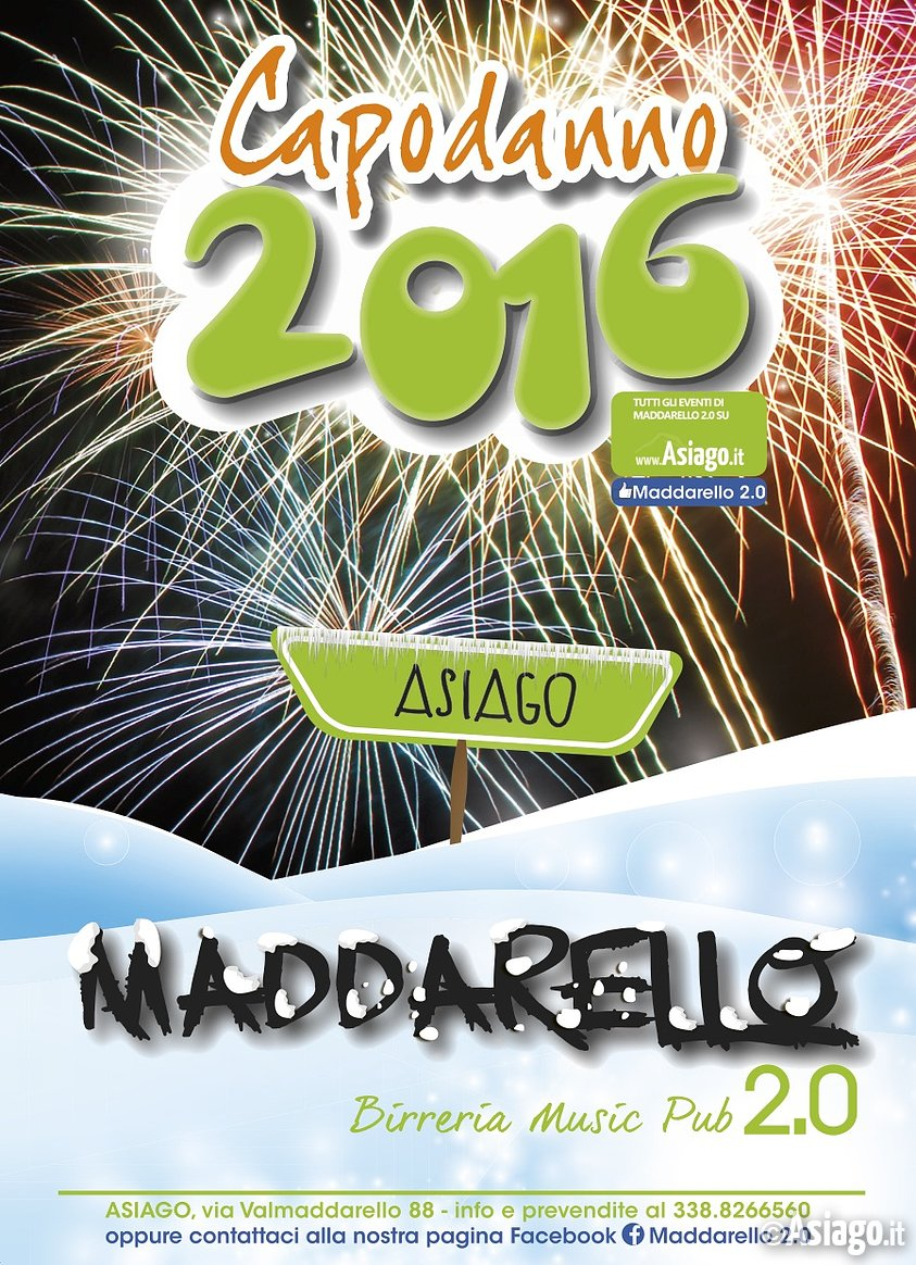 Capodanno ad asiago 31 dicembre 2015 for Hotel asiago capodanno