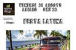 Serata Latina ad Asiago Venerdi 21 Agosto 2015