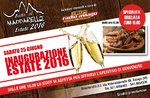 Samstag, 25. Juni 2016 SUMMER SEASON OPENING in ASIAGO