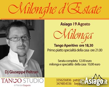 milonga d'estate