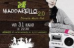 Piano-Bar und live-Musik-Freitag Juli 31 bei Asiago, 2015