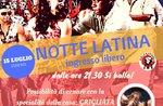 Latino Nacht in Asiago Freitag, 15. Juli 2016