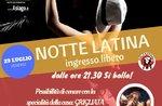 Latino Nacht in Asiago Freitag, 29. Juli 2016