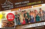 RADIO S.B.O.R.O. in Asiago 2 Samstag Juli 2016