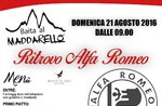Alfa Romeo Rally Asiago Sonntag, 21. August 2016