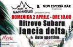 Subaru-Sportwagen, Lancia Delta und Treffpunkt