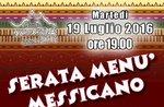 Mexikanische Nacht in Asiago Dienstag, 19. Juli 2016