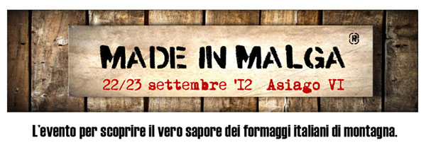Made in Malga Asiago