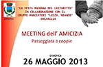 Meeting dell'Amicizia a Lusiana