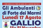 """""""Die Krankenwagendesmen von Fort der Murmeln"""" in Gallio - Montag 17 August 2020"""