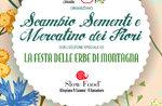 Scambio sementi e mercatino dei fiori a Lusiana e FESTA DELLE ERBE DI MONTAGNA, 29/30 aprile 2017