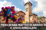 Matthäusmesse in Asien - 21. September 2020 - EVENT ANNULLATO