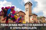 Fiera di San Matteo ad Asiago - 21 settembre 2020 - EVENTO ANNULLATO