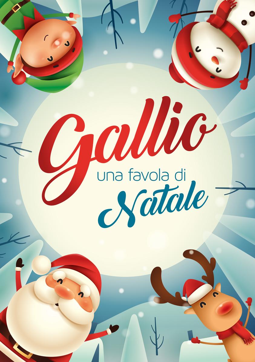 Immagini Simpatiche Di Babbo Natale.Mercatini Di Natale E Villaggio Di Babbo Natale A Gallio