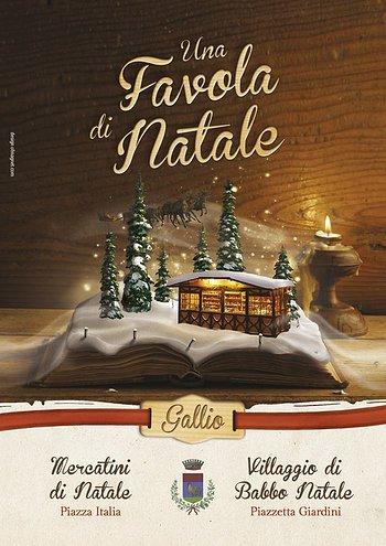 Mercatini Di Natale A Gallio Dal 5 Dicembre 2015 Al 6 Gennaio 2016