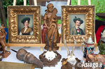 Artis-Kunsthandwerk-Markt in Asiago-5 August 2018
