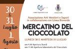 Schokoladenmarkt in 2018 vom 30. Juli bis 1 August-Gallium