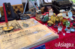 Asiago Antiquitäten- und Sammelmarkt - 15. September 2019