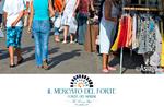 Markt von Forte dei Marmi ein Gallium-20 August 2018