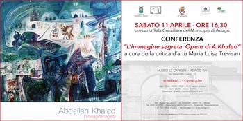 conferenza khaled ad asiago 11 aprile