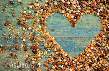 cuore di legumi