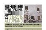 Ausstellungseröffnung bei CESUNA, Cesuna di Roana, 15. Mai 2016