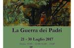 """""""Fernando Carcupino - La Guerra dei Padri"""" - Mostra a cura di V. Alberti e A. Cassone a Gallio - 21-30 luglio 2017"""