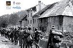 Führung durch die Ausstellung auf der Vorderseite des VENETO des großen Krieges, Asiago, 2 Jan