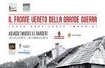 """Ansicht """"Veneto Vorderseite des großen Krieges-ein hundert Jahre hundert Bilder"""", Asiago"""