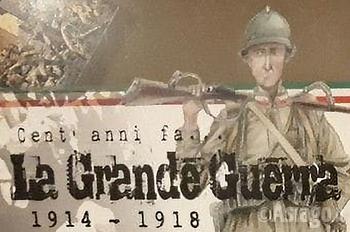 mostra centanni fa la grande guerra