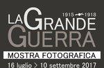 """Foto-Ausstellung """"der große Krieg"""" in der Museum-Schlacht des Tre Monti, Sasso di Asiago"""