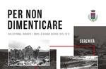Nicht zu vergessen, Foto-Ausstellung über den großen Krieg in Gallium, Plateau