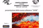 """Mostra """"GIOIE"""" di Eleonora De Rossi, Asiago, 6-7 febbraio 2016"""
