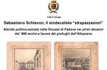 """Ansicht """"Strapazzasiori"""" Gewerkschafter """"Sebastiano Schiavon, in Asiago"""